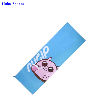 High Quality Custom Printed Pattern MicrofiberTowel for Gym Swimming Sport Travel ...