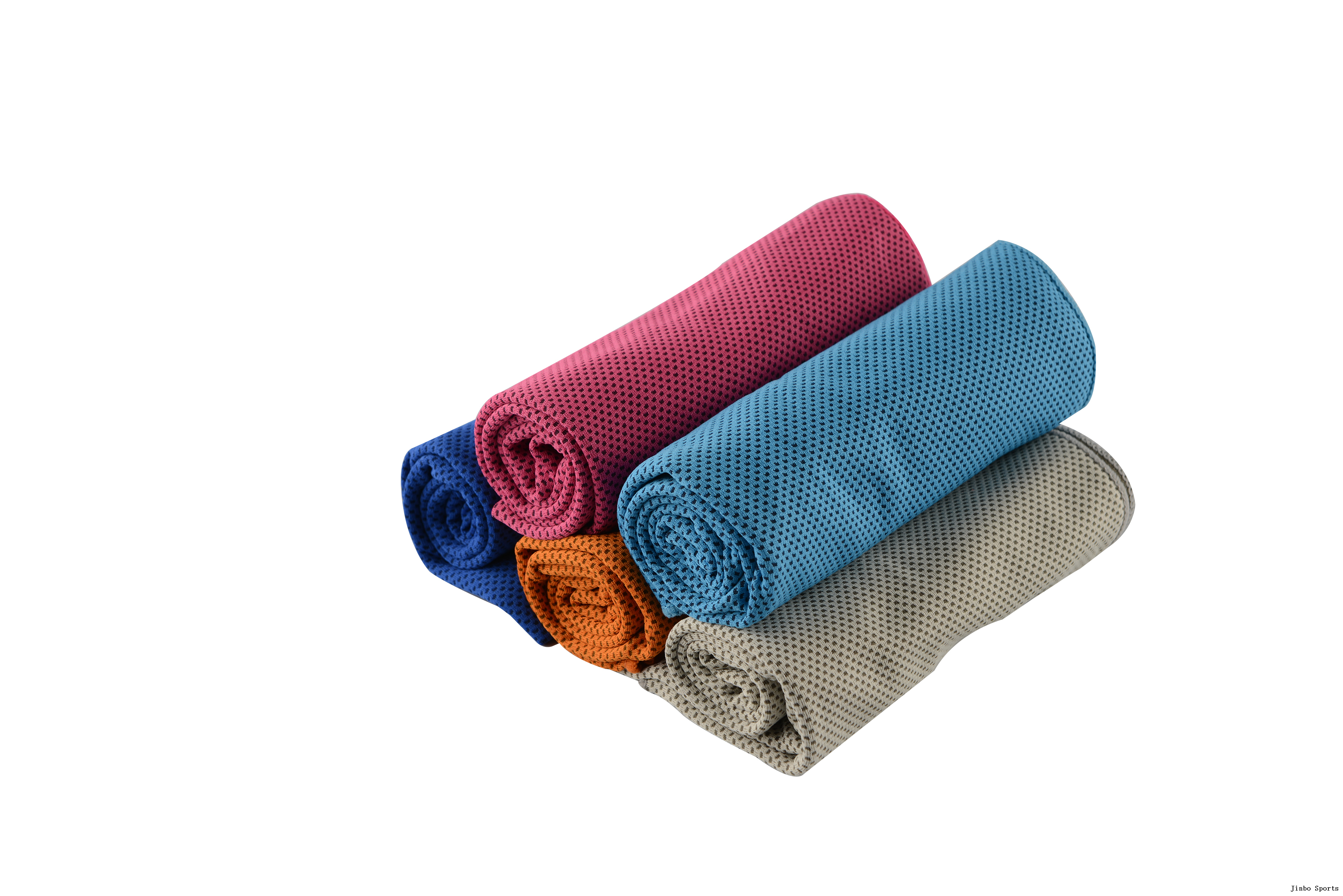 High Rated Towels for Outdoor Sports Fast Cooling Instant Cooling Exercise Sport Outdoor Cooling Towel Custom Size And Package