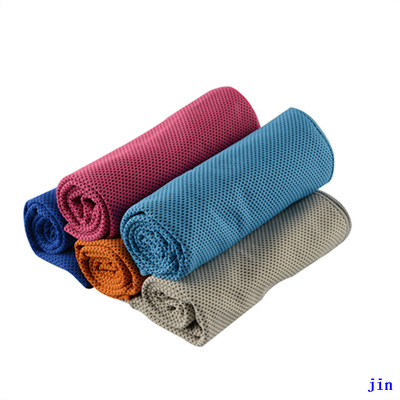 Cold towel, fitness, sweating and quick-drying ice towel custom logo cooling sports towel