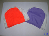 wholesale adult size 100% polyester swimming cap
